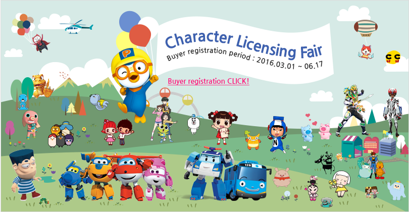 Seoul Charactor & Licensing 2015